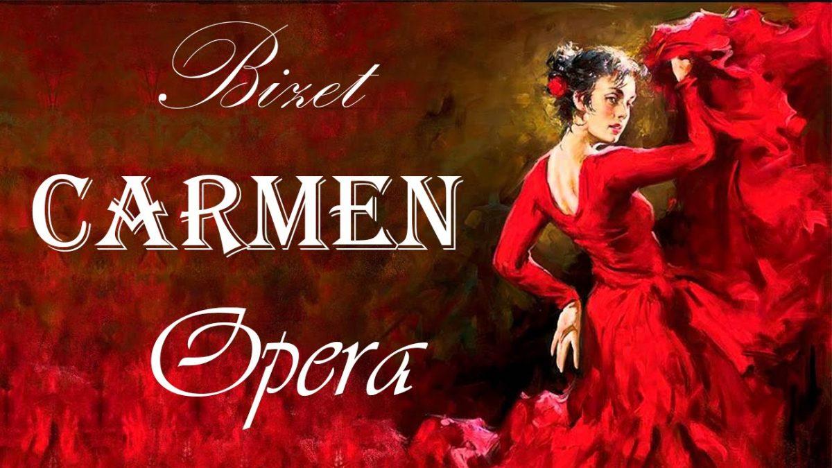 La Carmen di Bizet… un dramma a Siviglia