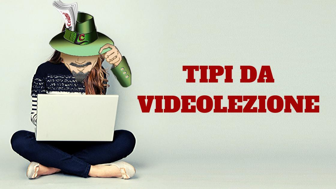 Tipi da videolezione