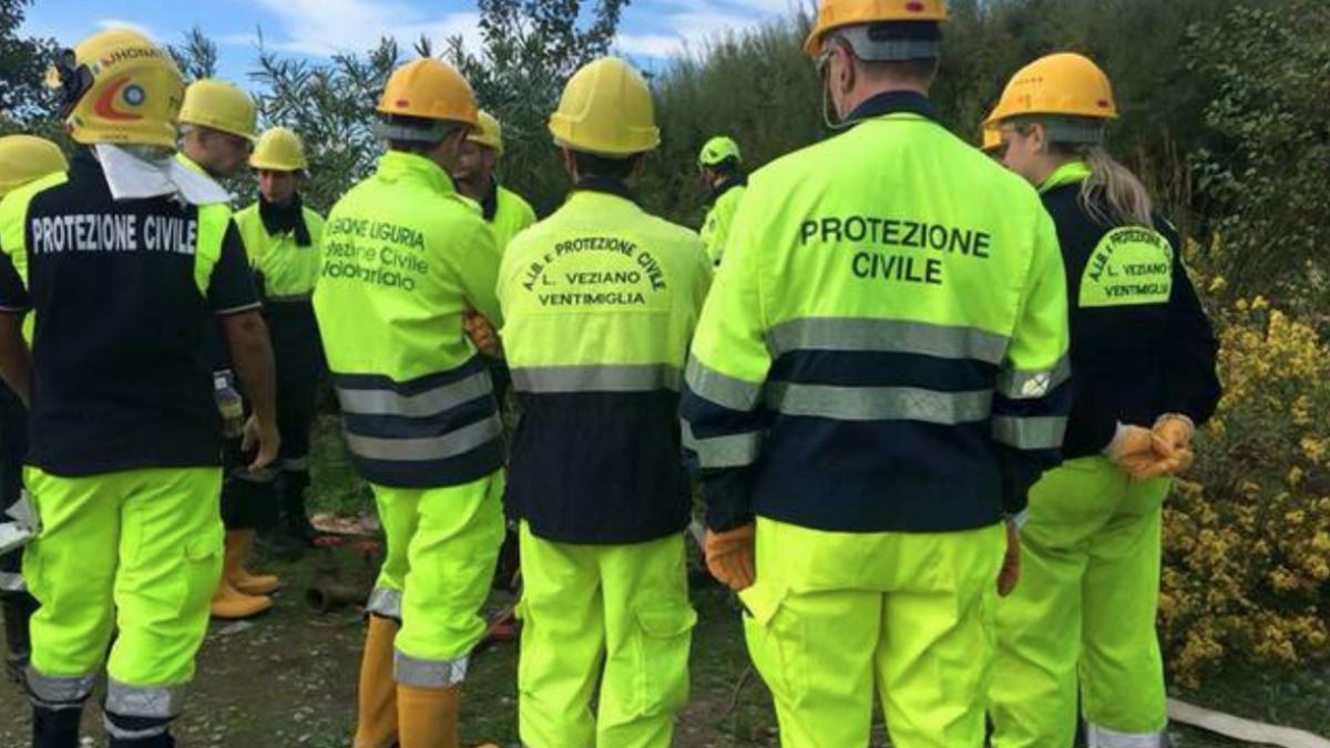 Il grande cuore della protezione civile