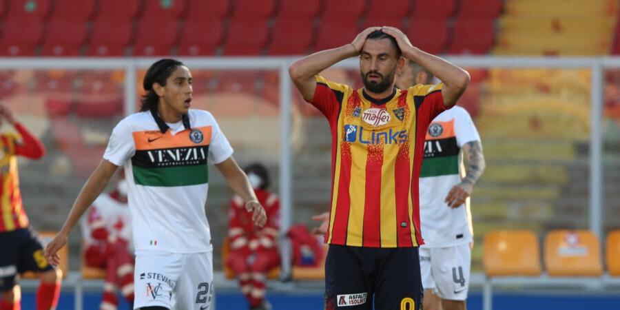 Lecce, Obiettivo fallito